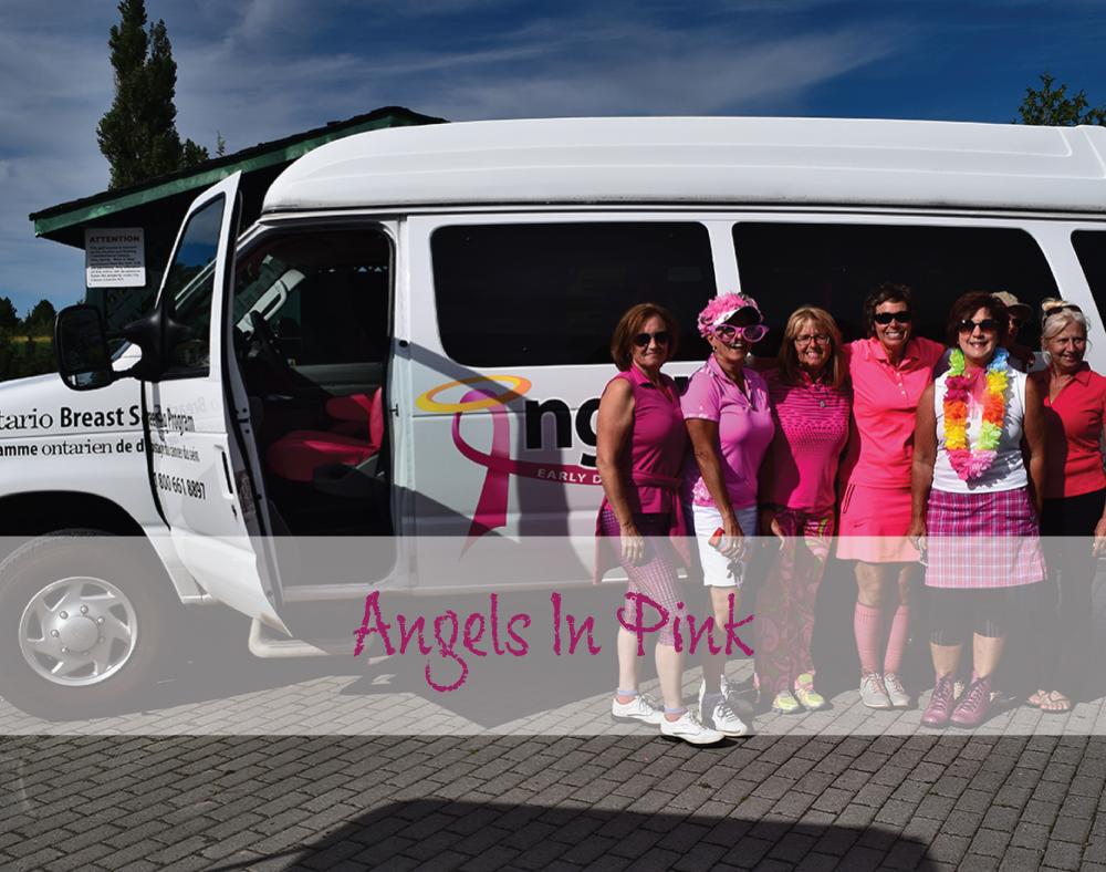 CG Ladies' Night Angels in Pink