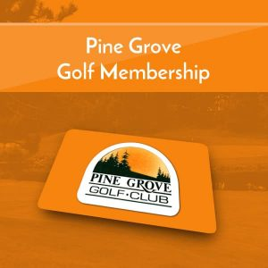 Pine Grove Golf Memberships