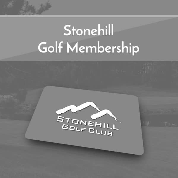 Stonehill Golf Memberships