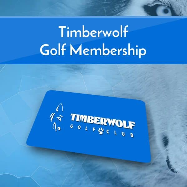 Timberwolf Golf Memberships