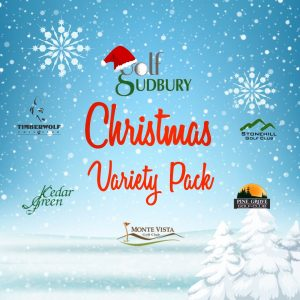 Christmas Variety Pack